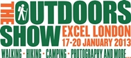 Meet us at The Outdoors Show in January!