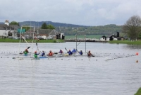 Muirtown Basin hosts canal's first canoe polo tournament