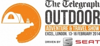 Plan your paddle at The Telegraph Outdoor Show 12-16 Feb